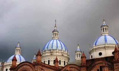 Popular cities in Ecuador: Cuenca, Quito, Guayaquil, Salinas