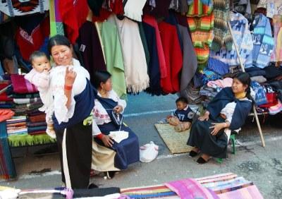 Ecuador Culture People