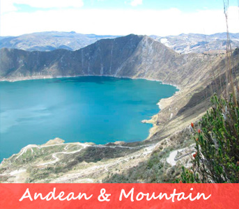 Andean and Mountain Properties Ecuador Real Estate