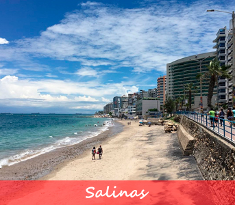 Salinas Ecuador Real Estate Listings By Location