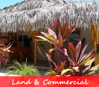 Salinas Ecuador Commercial Properties for rent